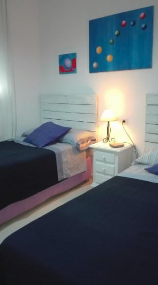 Confortable y tranquila habitación para periodos c