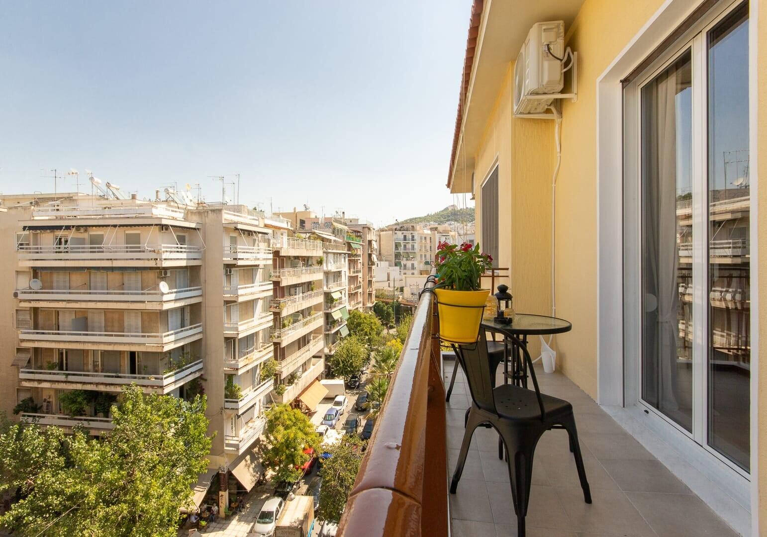 Coste de vida en Atenas