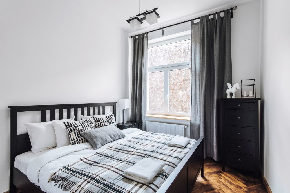 Cosy Apartment with two bedrooms for 6 people