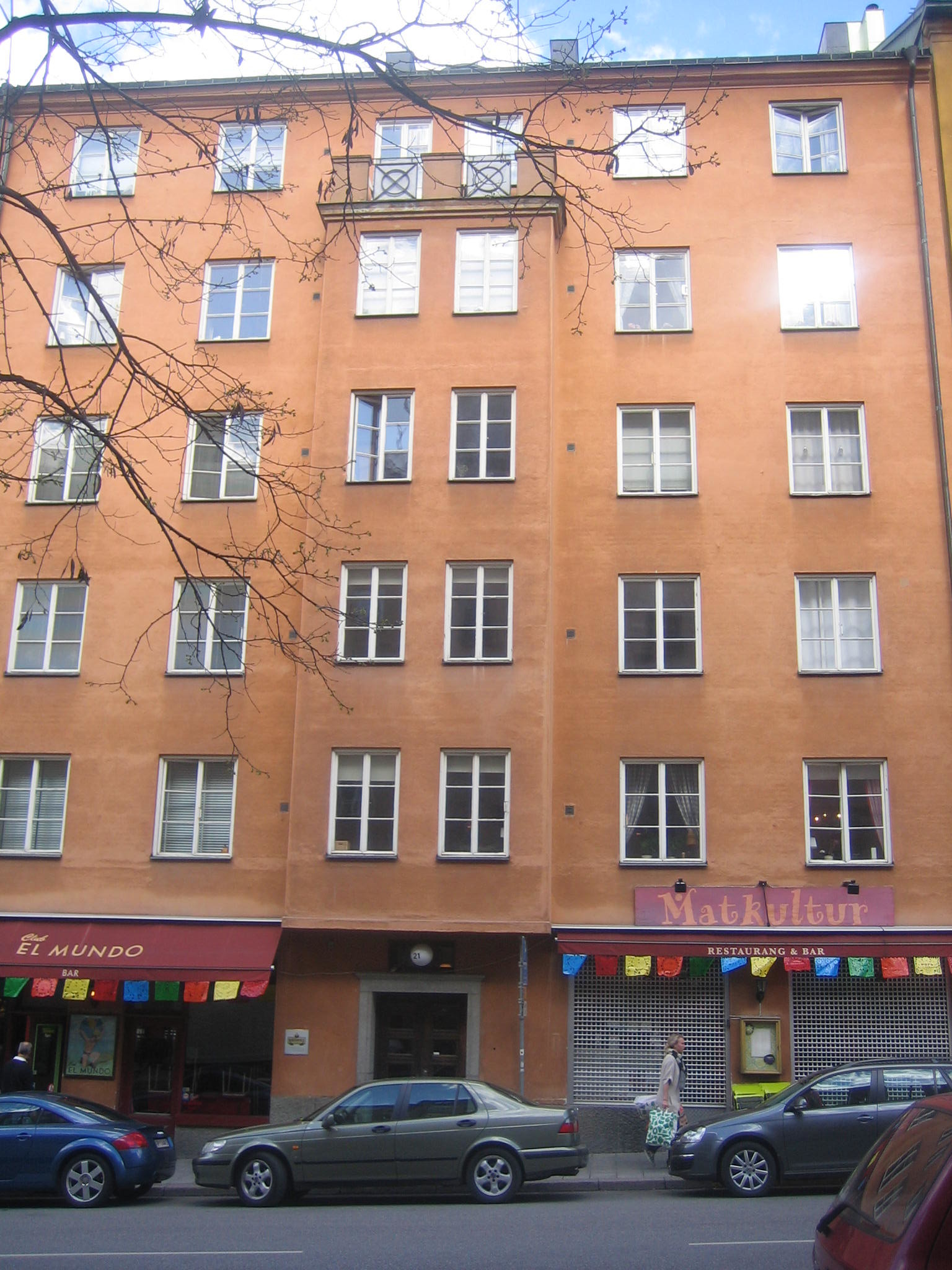 Cosy appartment in the heart of Stockholm