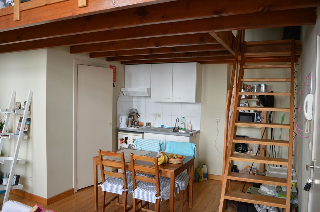 ... Cosy And Furnitured Apartment In City Center Ghent ...