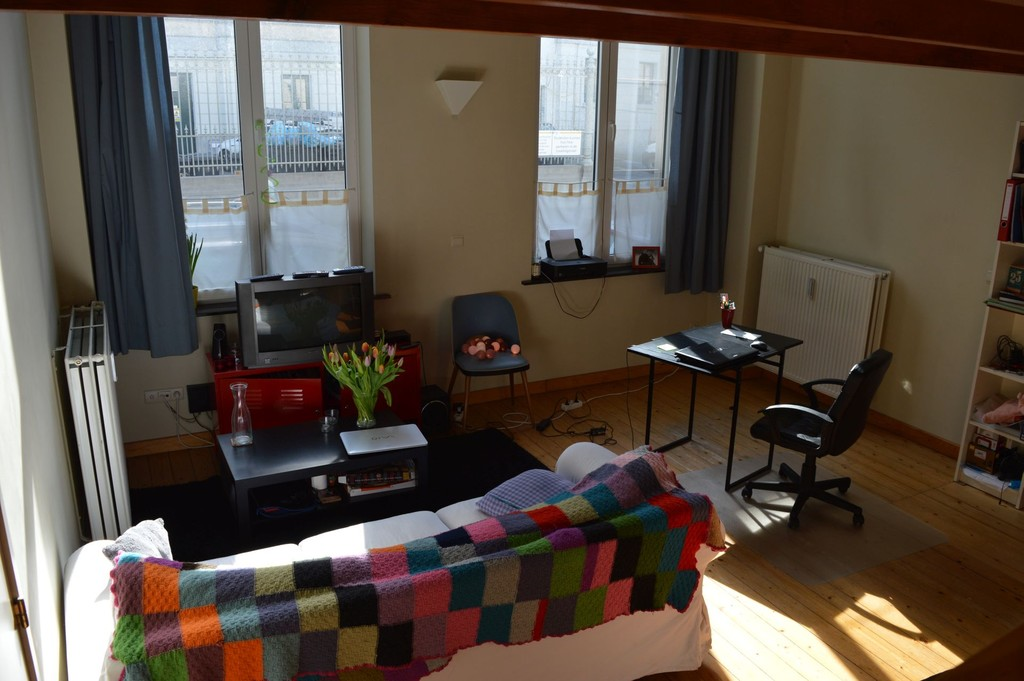 Cosy And Furnitured Apartment In City Center Ghent ...