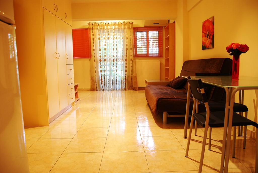 Cosy And Quiet Fully Furnished And Equipped Appartment