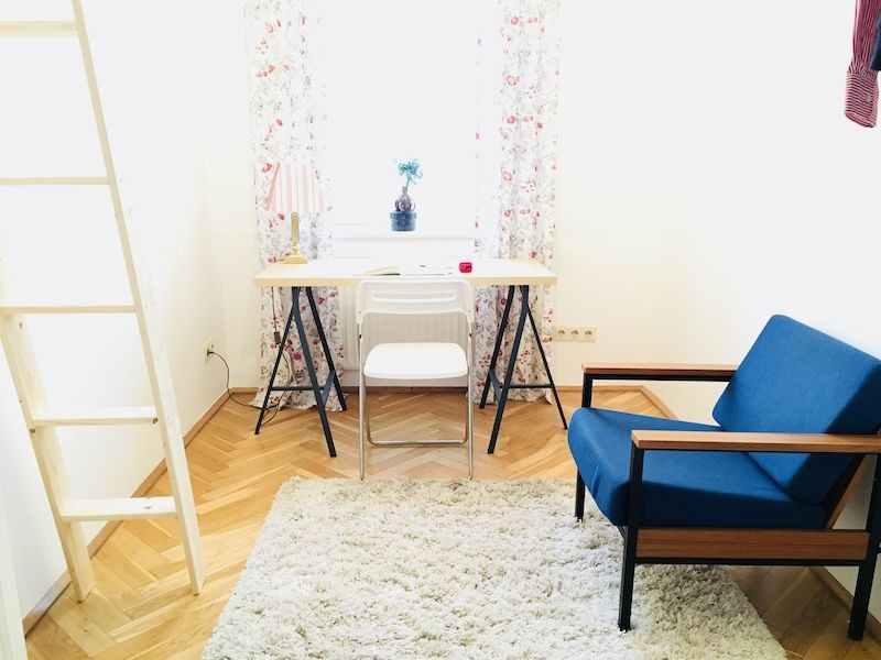 Cosy Room in a Shared Flat close to the Center