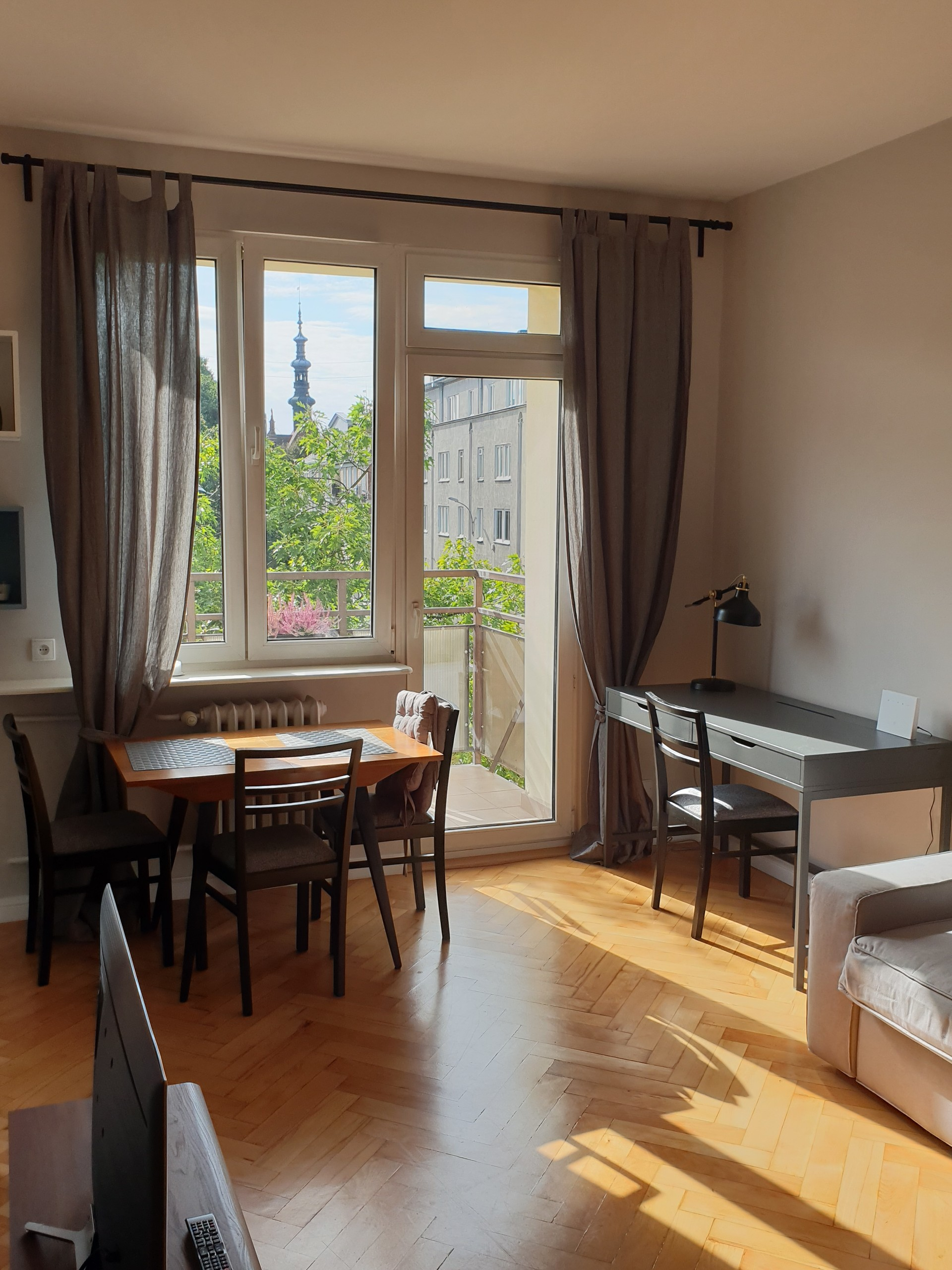 Cosy studio for rent in Gdansk (central location)