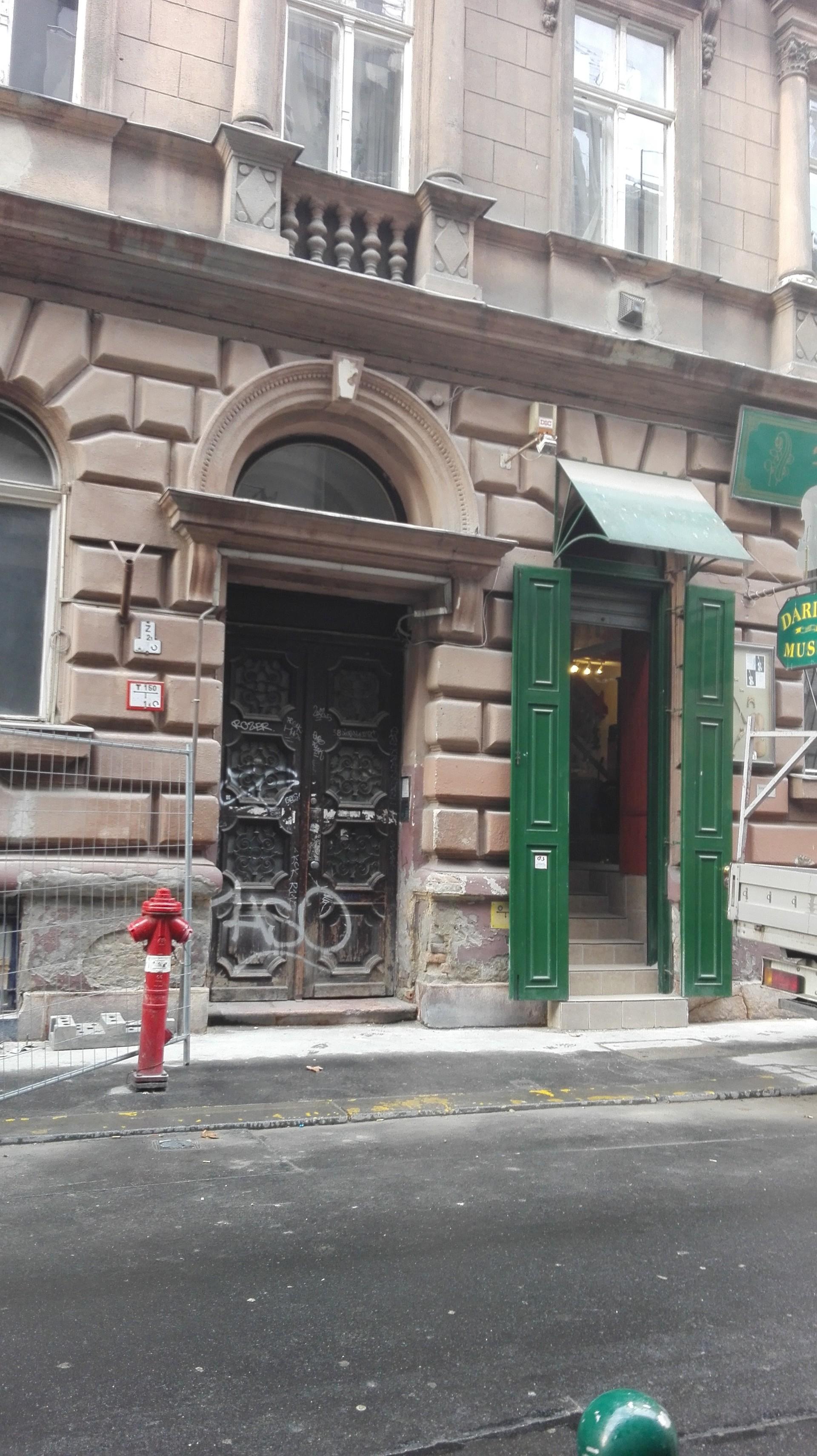 Budapest,  Paulay Ede u. 58