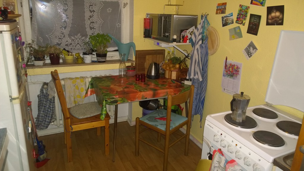 Cozy, bright and cheap room in a shared flat in Bonn, Dottendorf