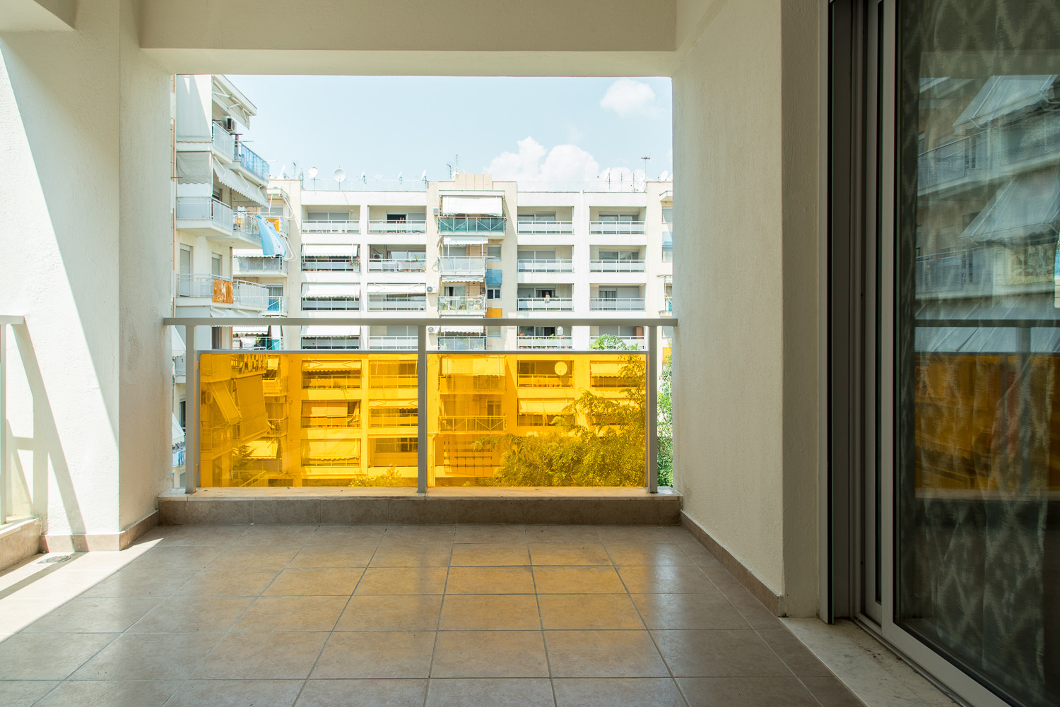 Cozy, individual studio with view in Thessaloniki