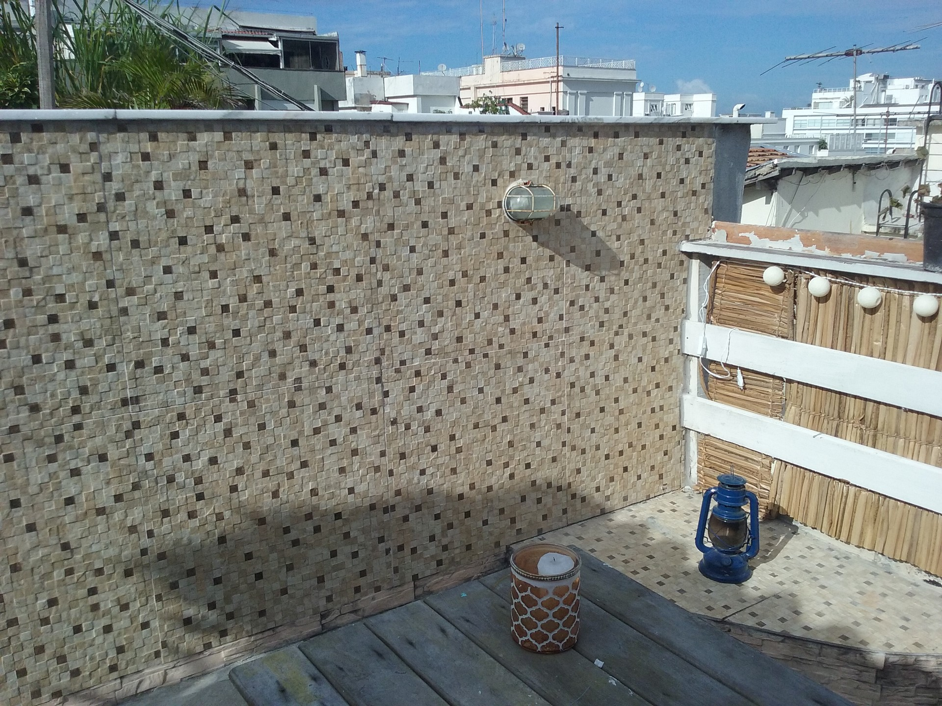 Cozy Roof terrace Bangalo