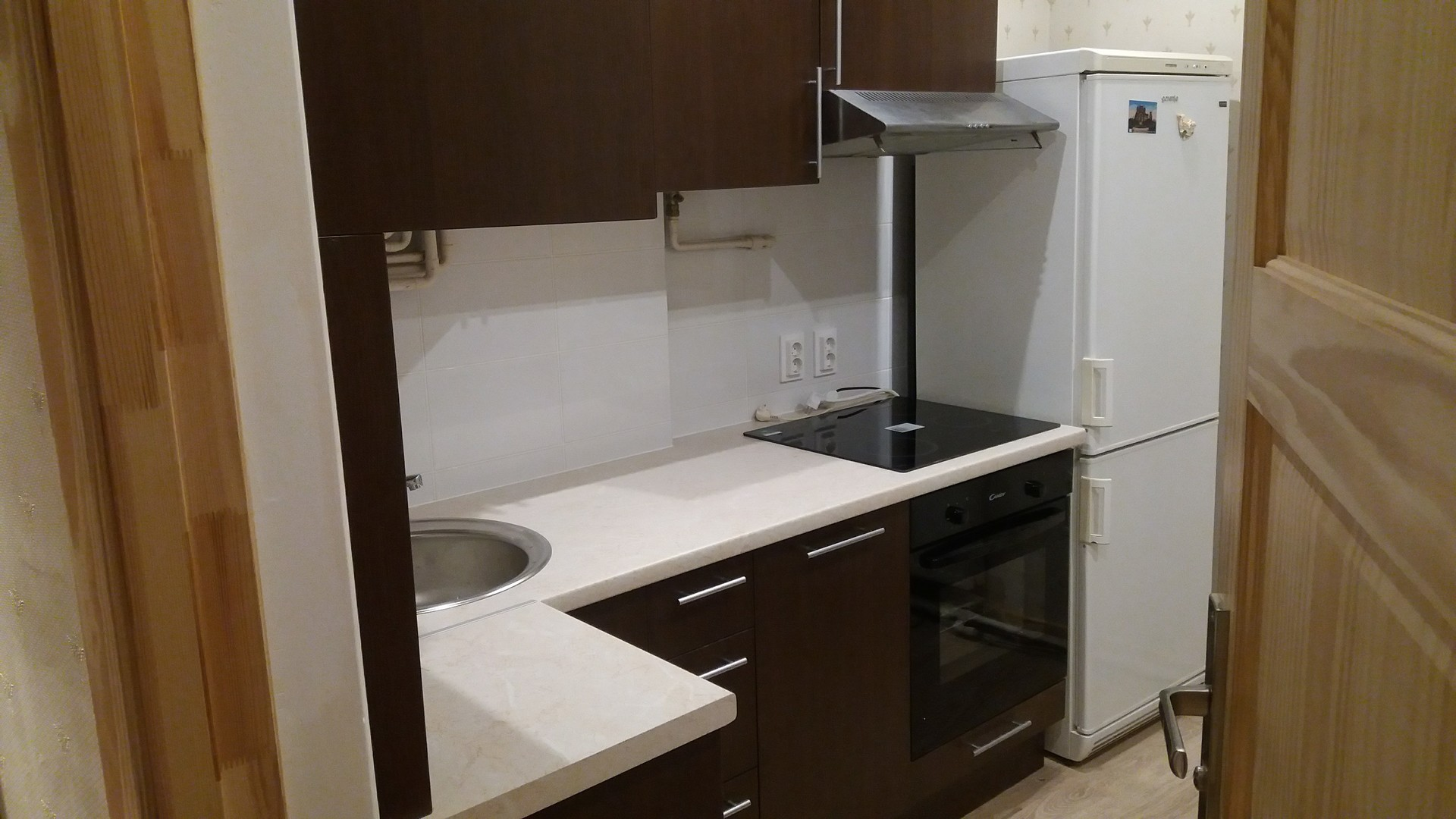 Cozy and spacious two bedroom apartment in the Quiet ...