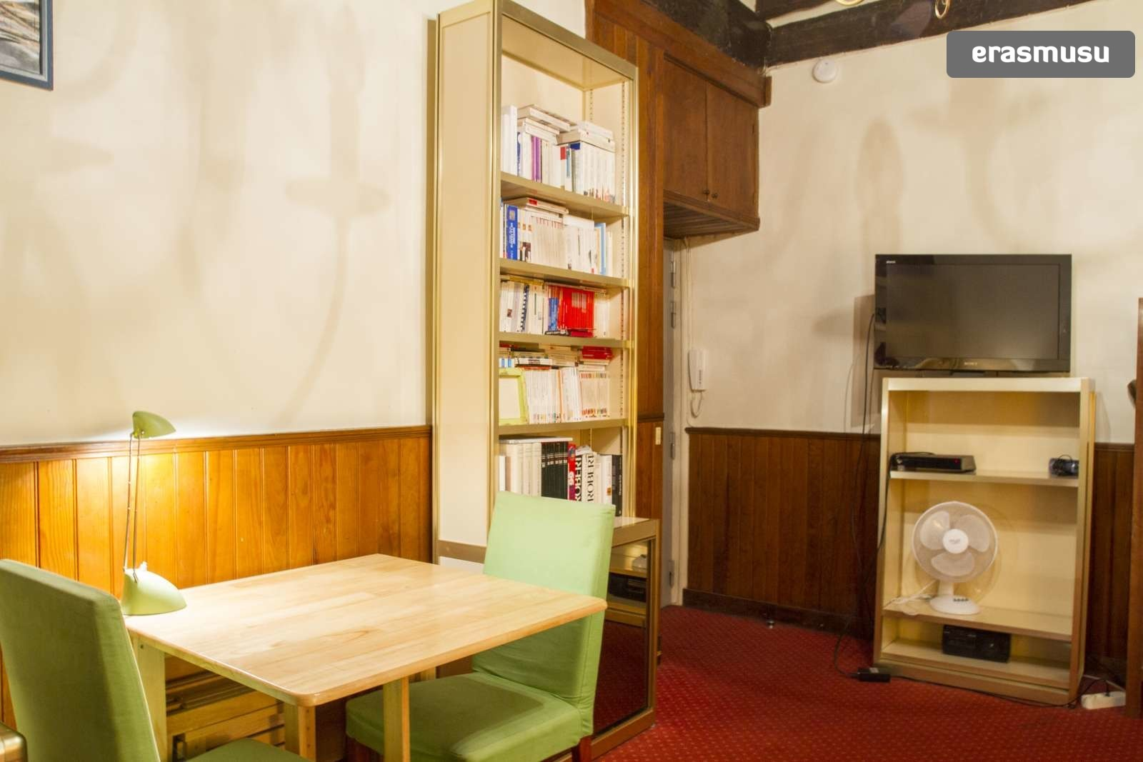 Cozy studio apartment for rent near Jardin du Luxembourg ...