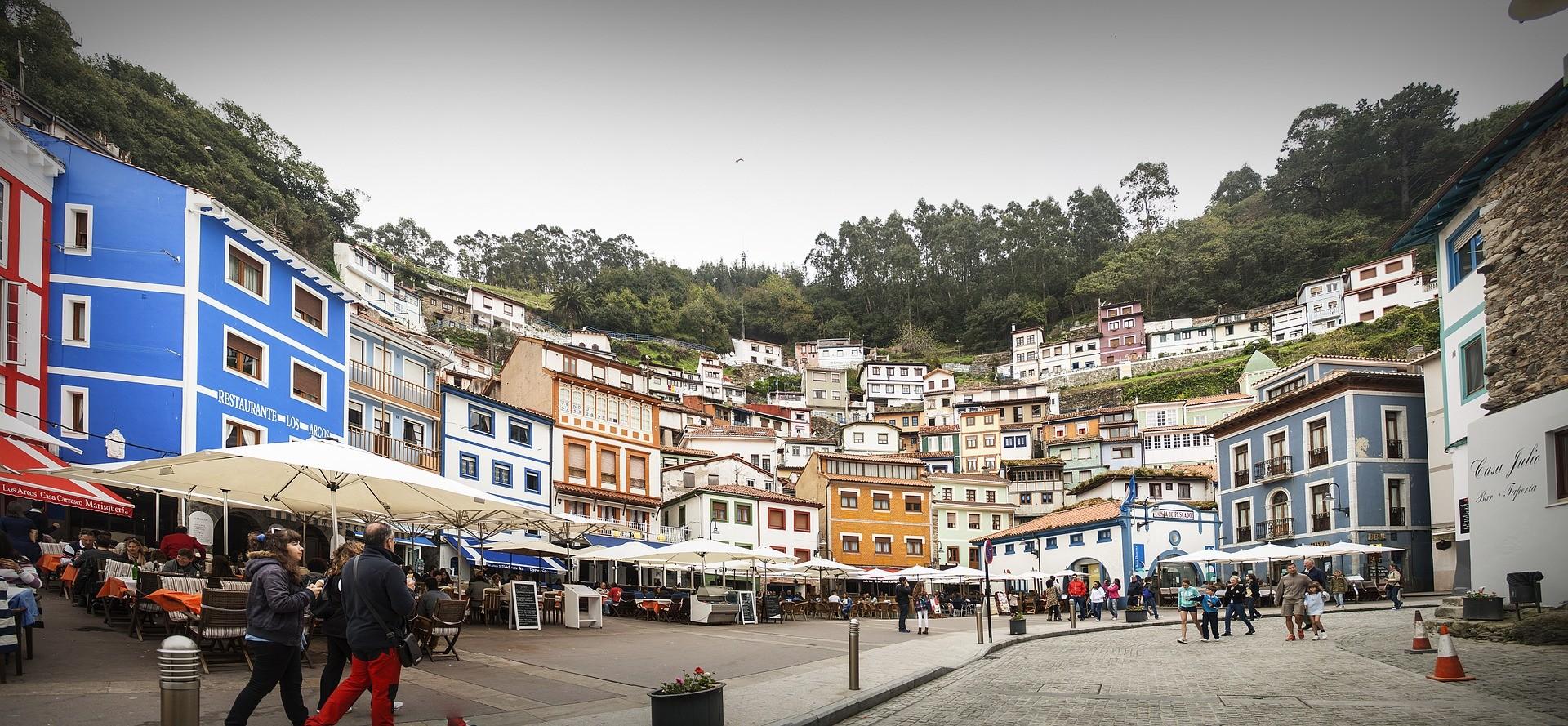 Cudillero: el pueblo más bonito de Asturias | Blog Erasmus España