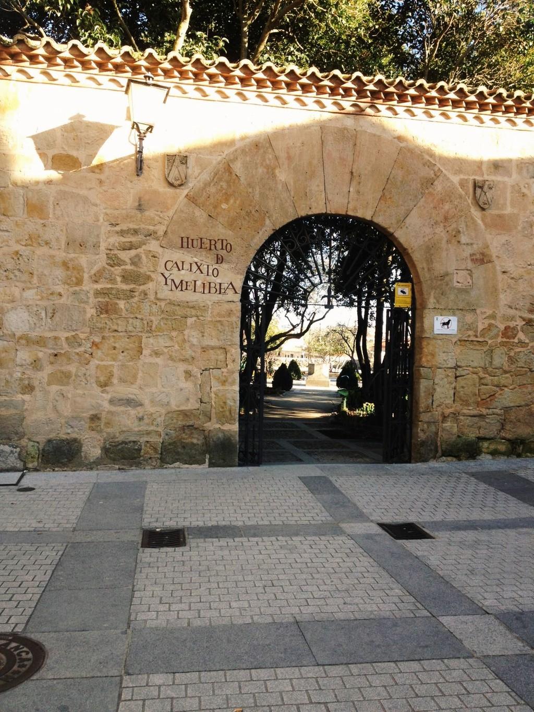 Cuentos de Salamanca - piezas de la literatura española