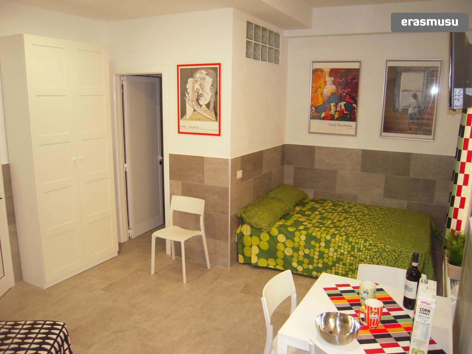 Cute And Cosy 1 Bedroom Apartment For Rent In Marconi Flat Rent Bologna