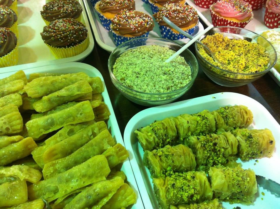 CYPRIOT SWEETS AND DESSERTS PAPHOS