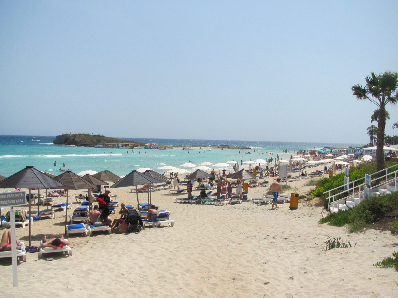 Daniele's Erasmus Experience in Nicosia, Cyprus