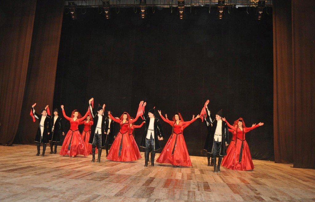 Danza Popular Georgiana