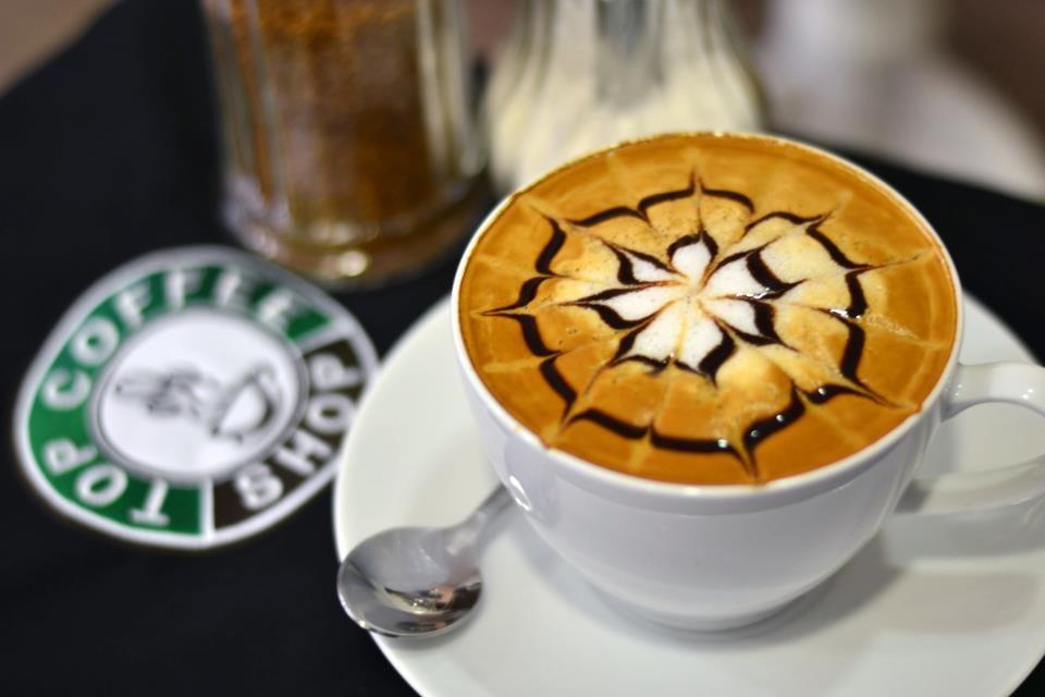 Darmowe Wifi, kawa, herbata i soki