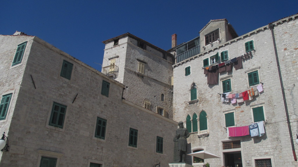 Day 4 Visiting Šibenik - the oldest Croatian town on the shore