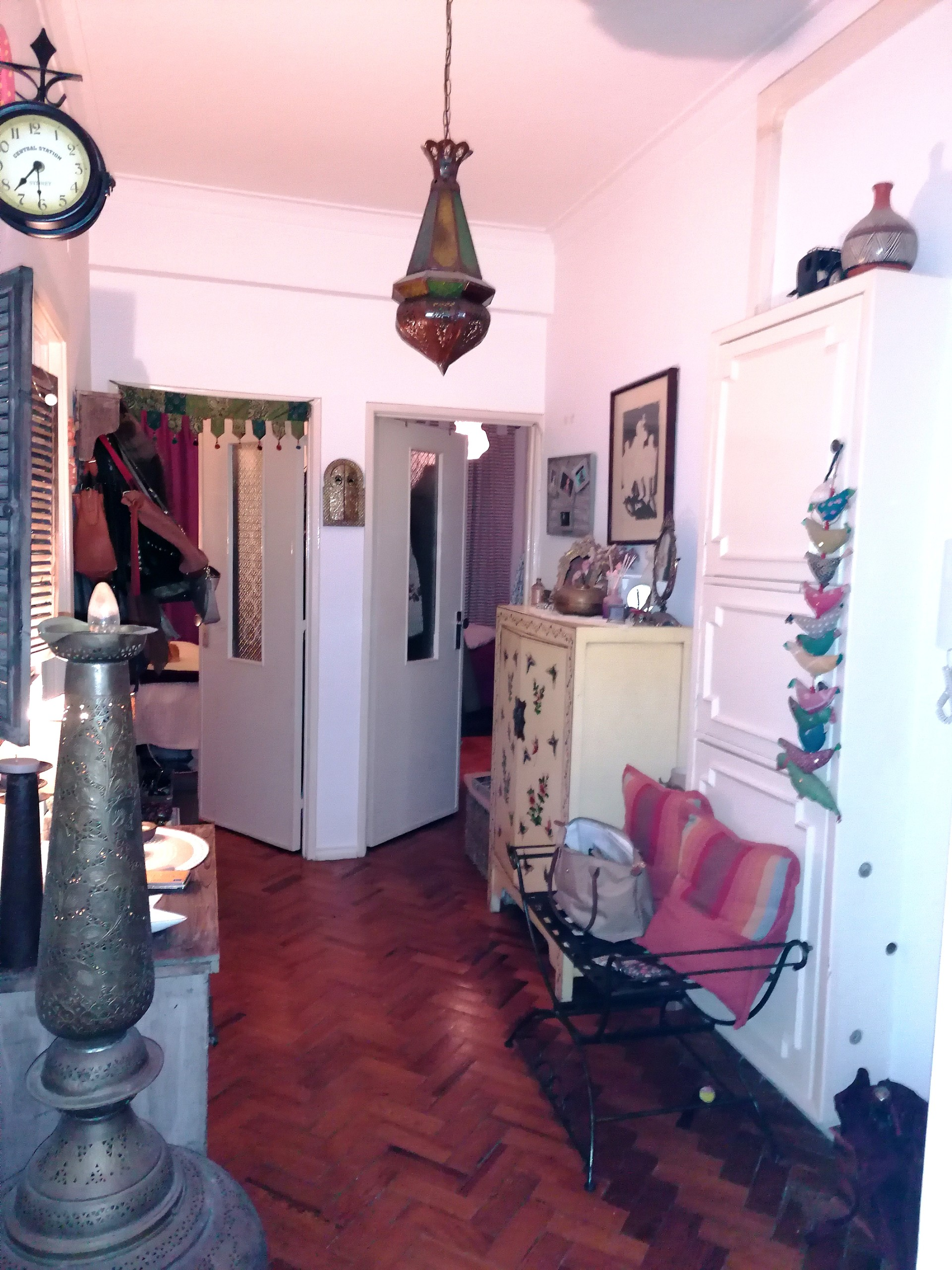 Room in small apartment with 2 rooms center Lisbon | Room ...