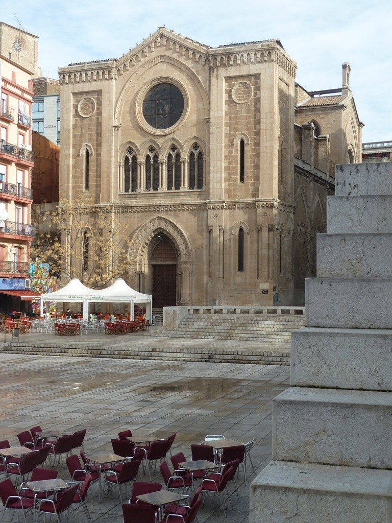 De viaje a Lleida