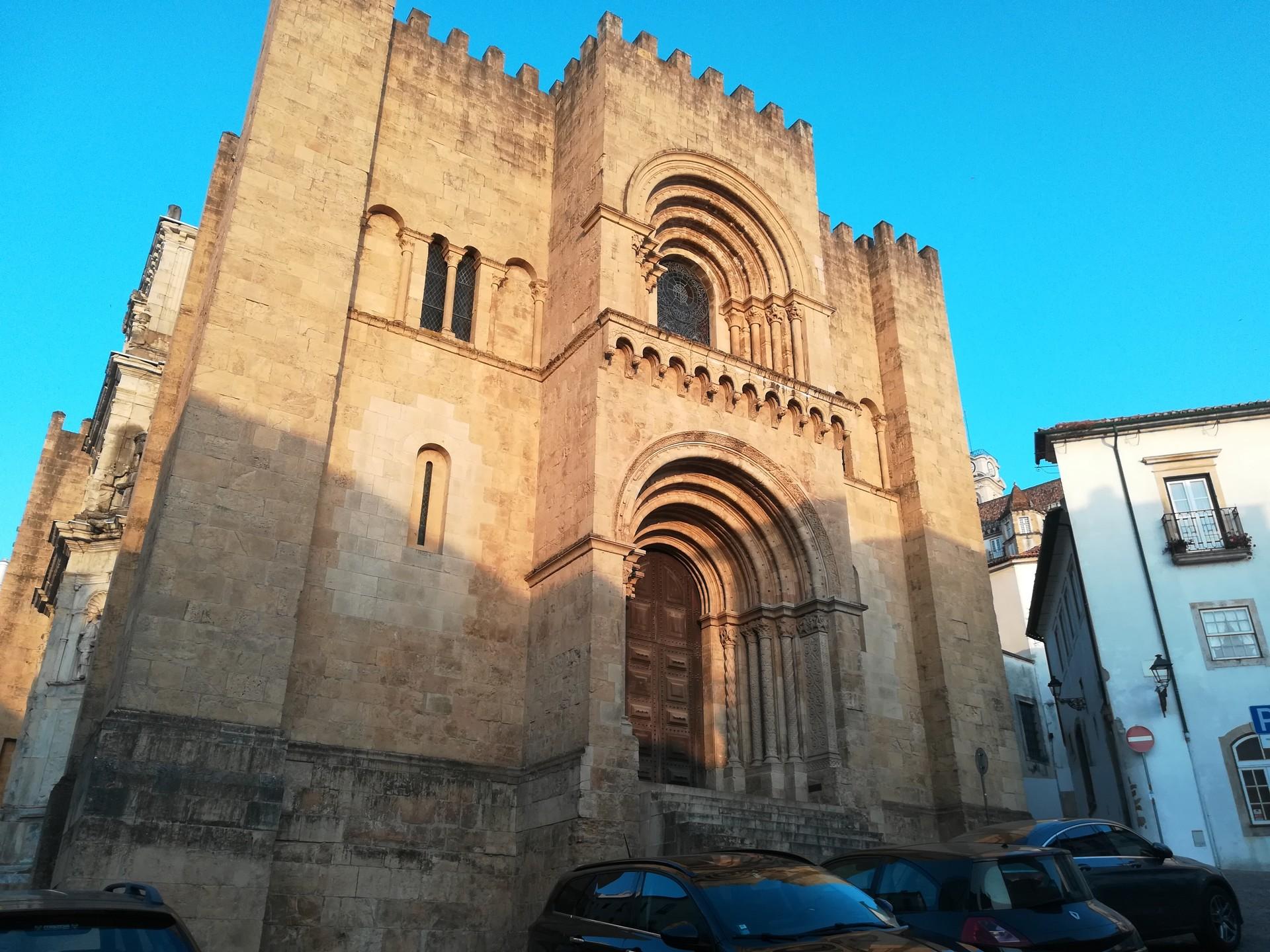Découvrez Coimbra !