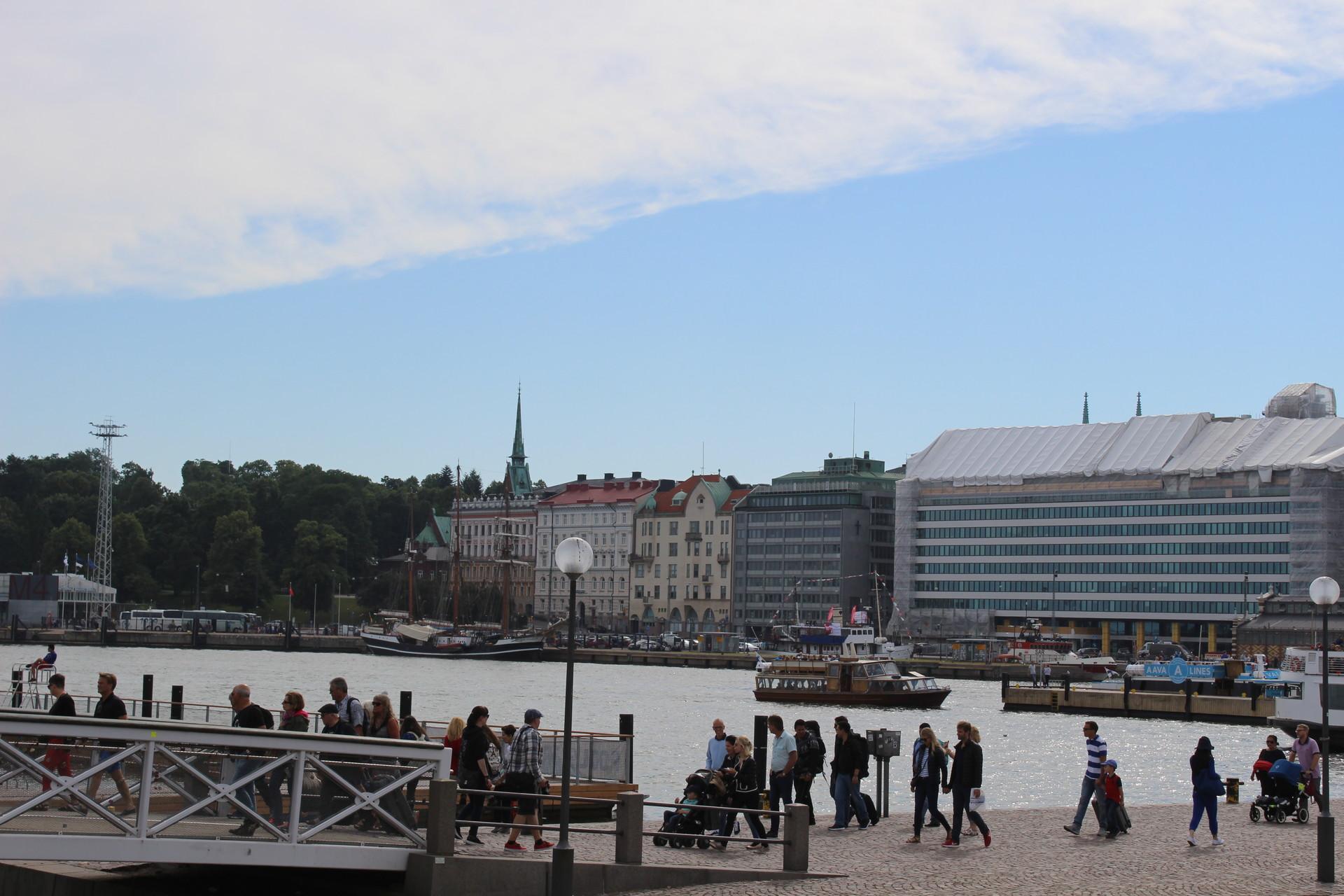 Découvrez Helsinki en un jour