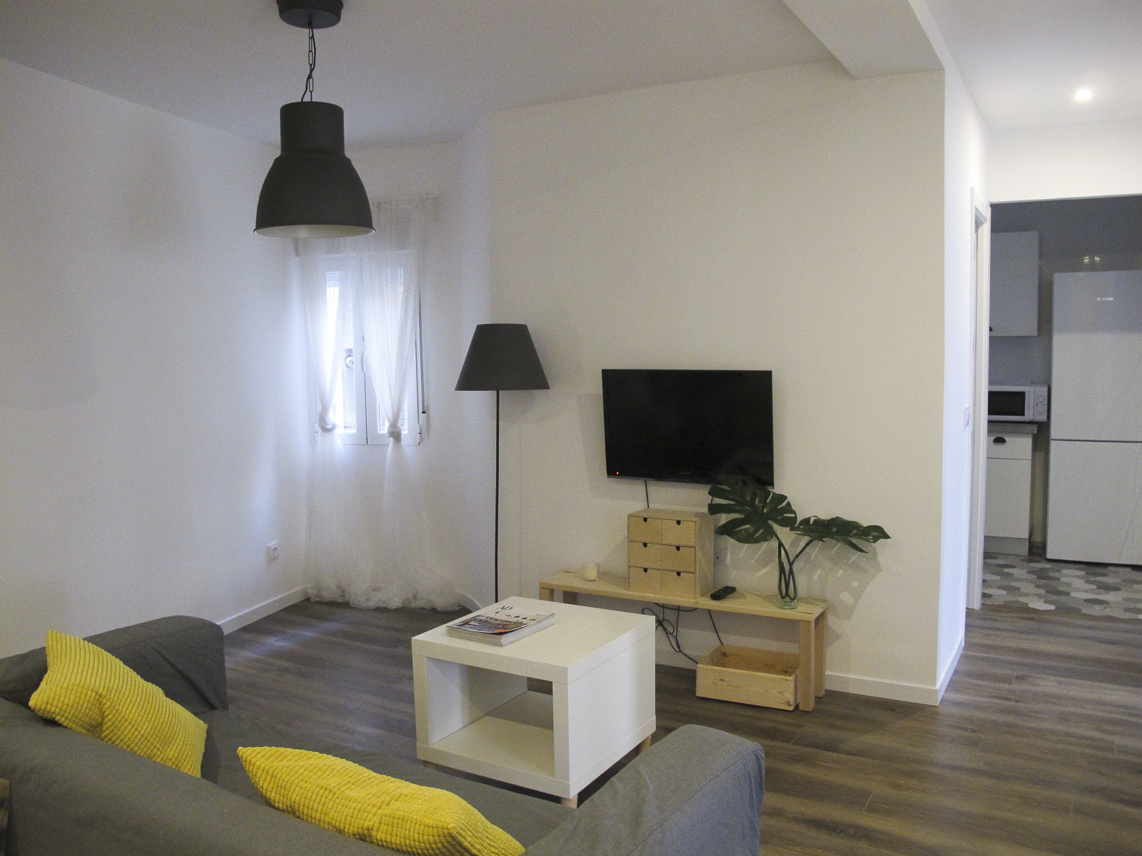 Delightful 3 Bedroom Apartment For Rent In Madrid