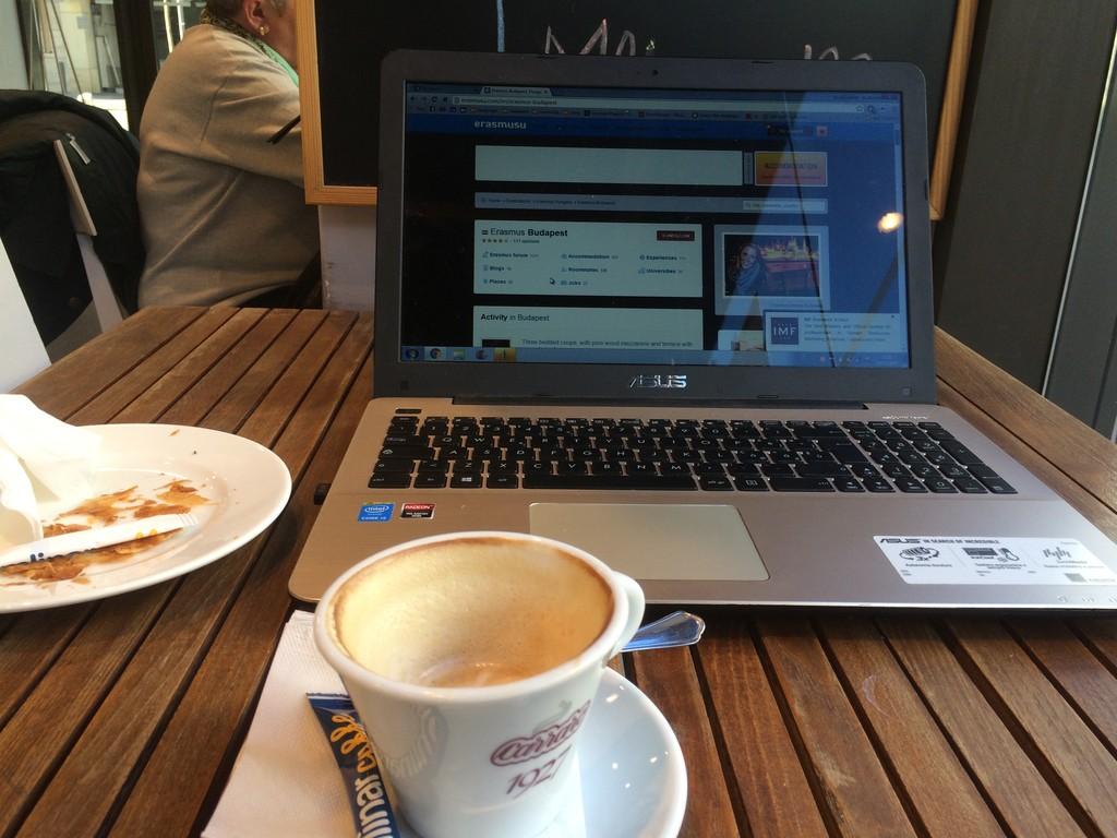 Desayuno en Mlinar