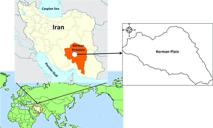 Descubriendo Irán: ciudad de Kerman (parte 1)