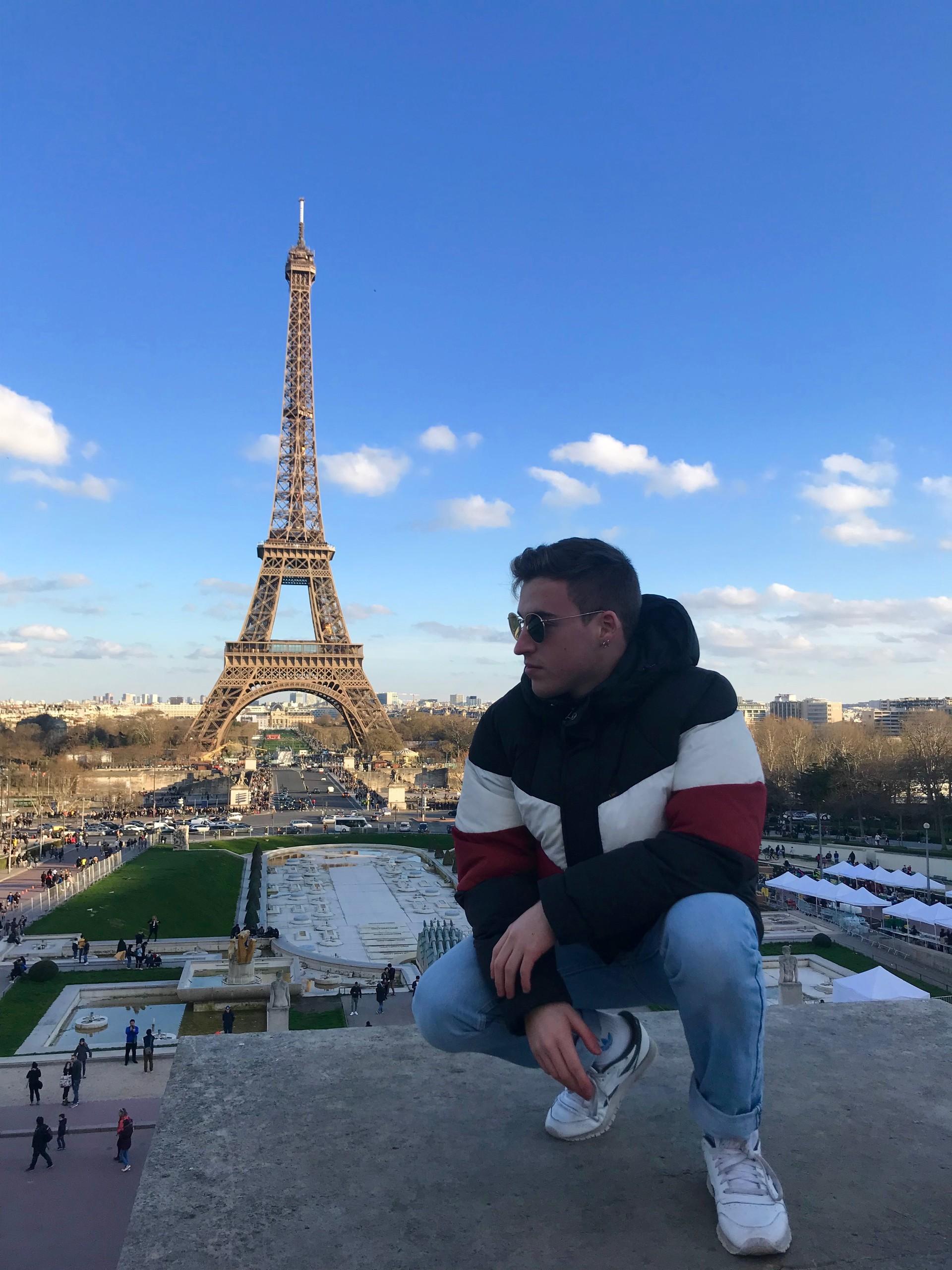 Descubriendo París