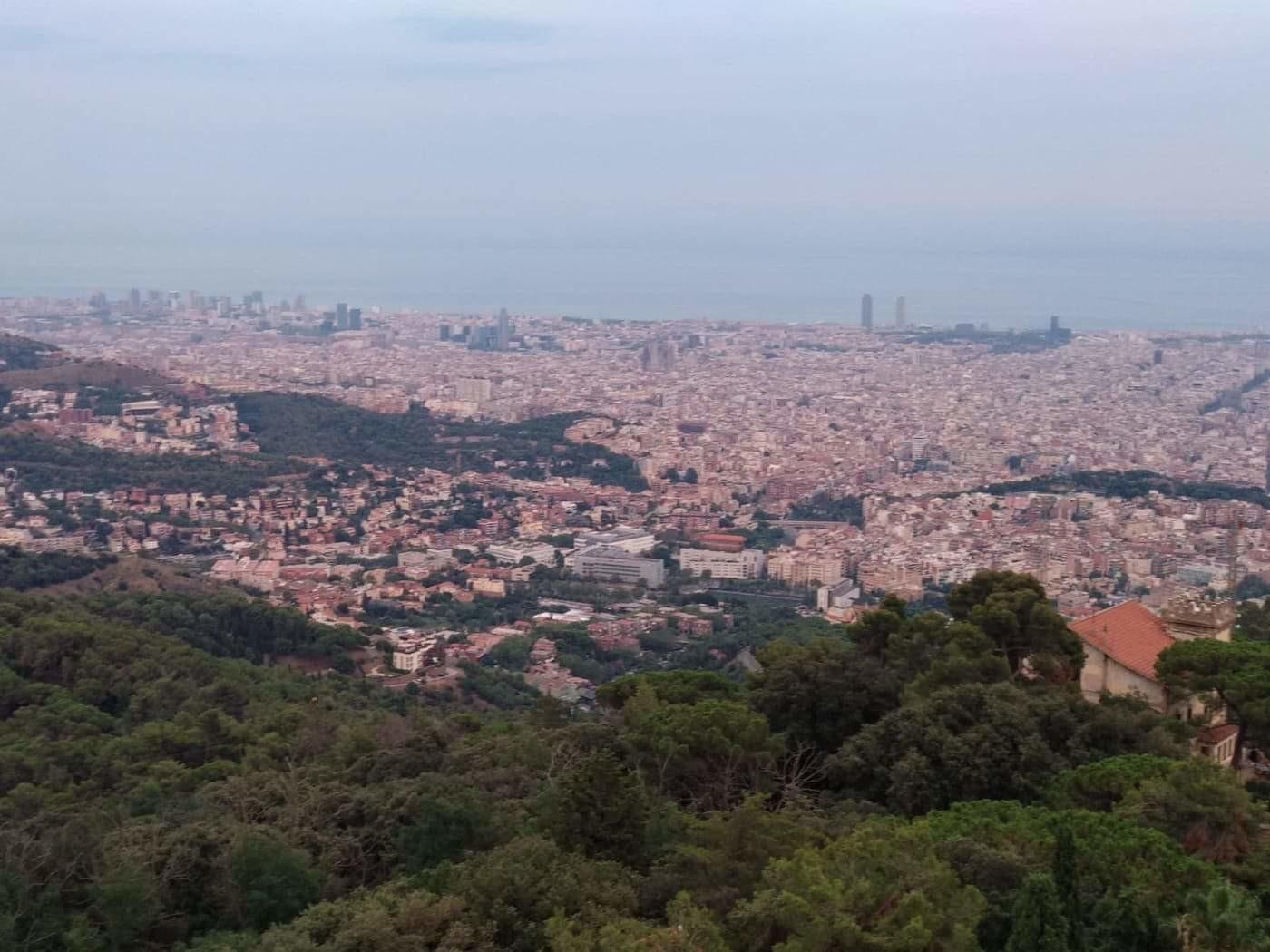 Descubrimiento del Parque Güell y la Sagrada Familia