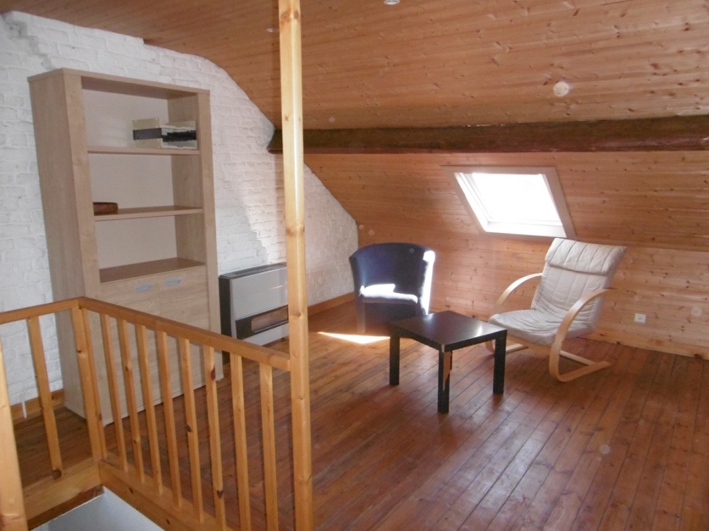 Deux chambres en enfilade pour étudiant (e)