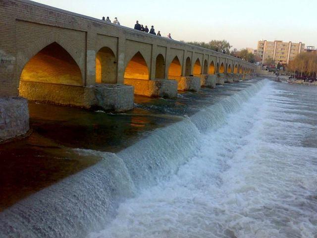 Diários de Isfahan (I): Salto da Ponte!