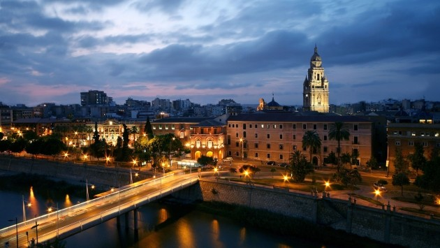 Discovering Murcia and the city