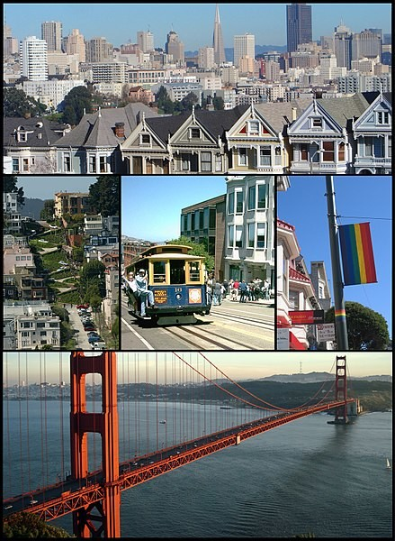 Disfruta de San Francisco