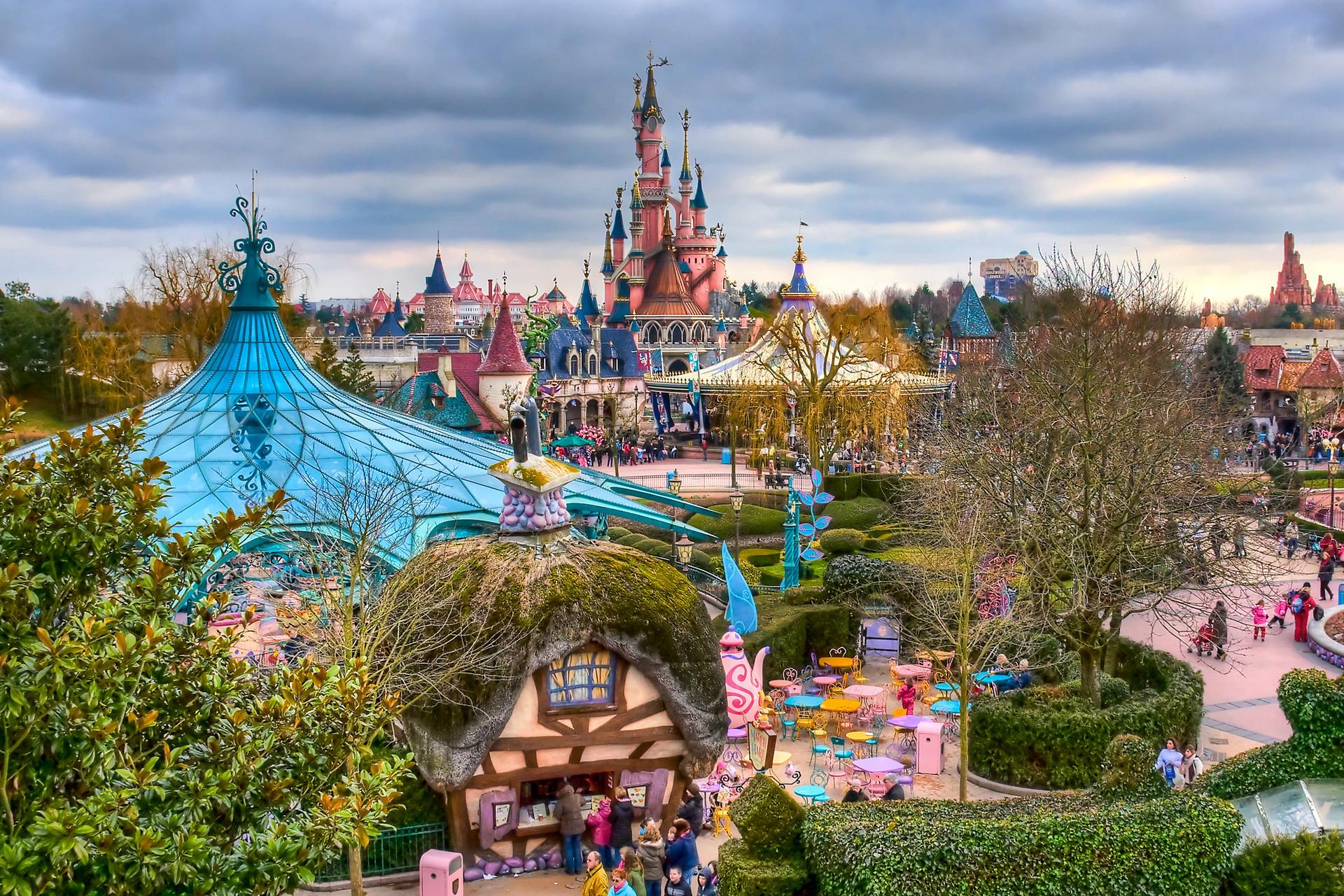 Disneyland Paris: Main Park