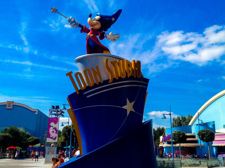 Disneyland Paris Studio