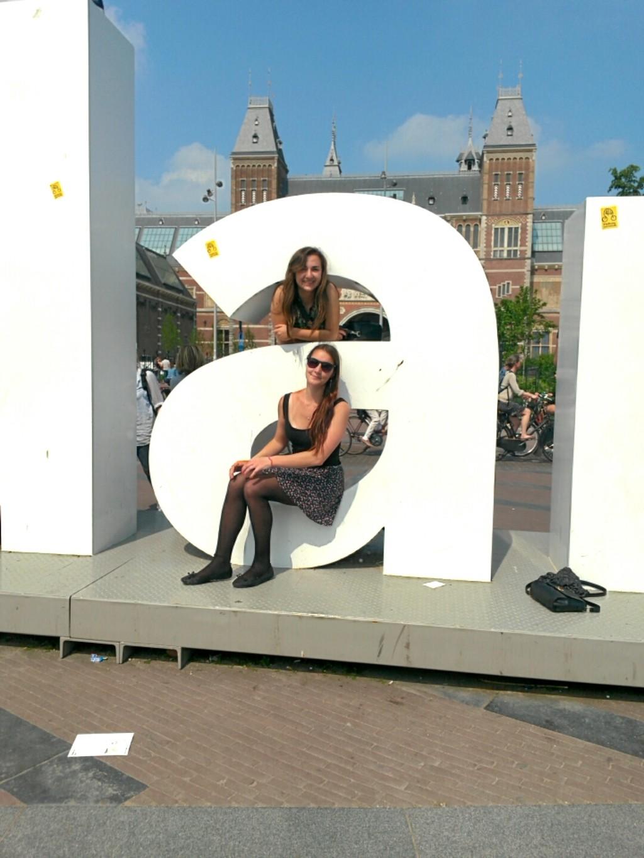 Diversión en Ámsterdam