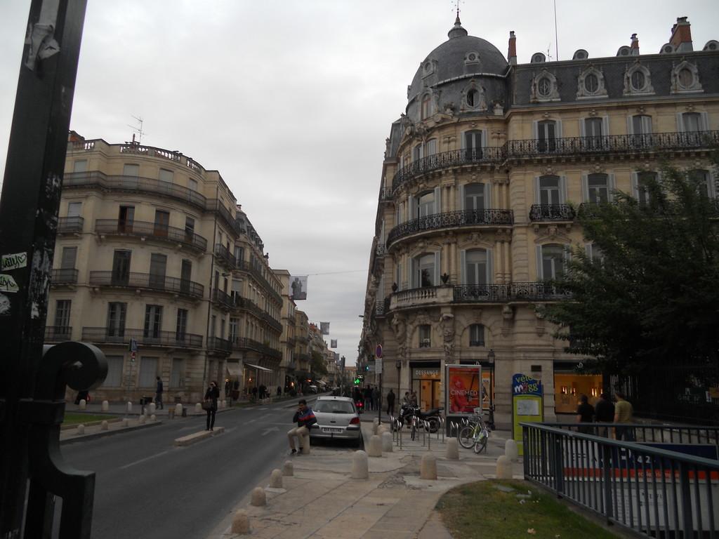 Divertirsi a montpellier esperienza erasmus montpellier for Montpellier citta