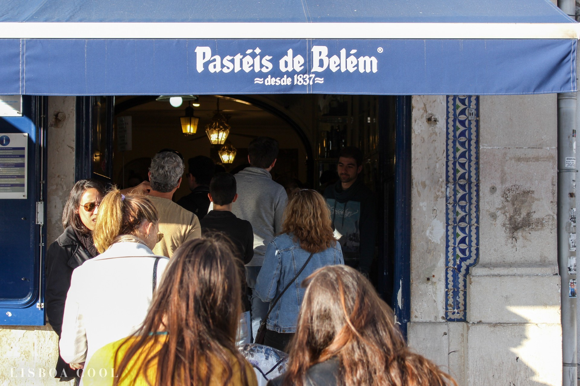 Do you want a Pastel de Nata in Belém?
