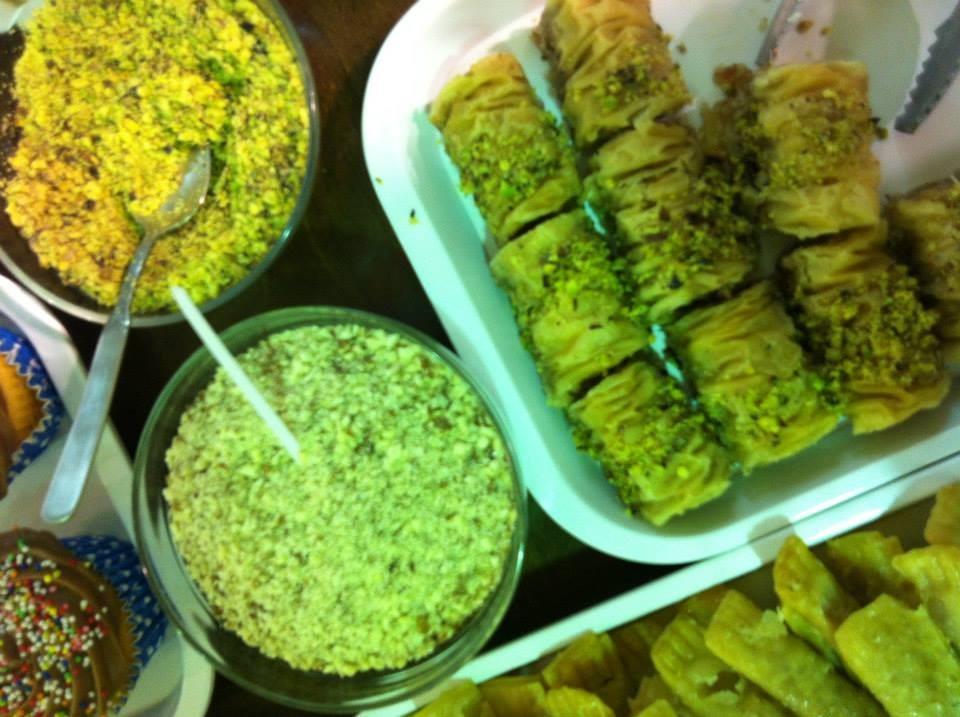 Dolci e dessert ciprioti Paphos