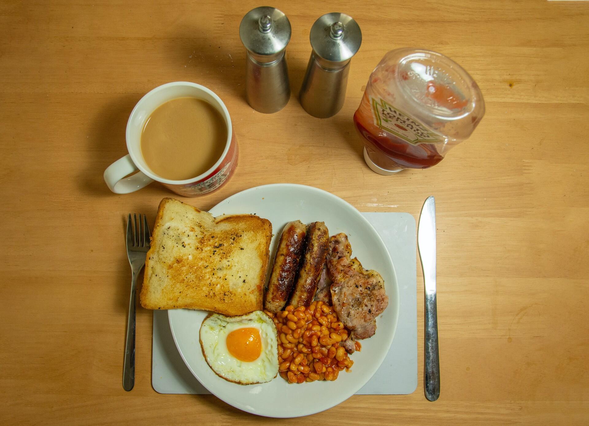 Dónde comer en Londres - La cocina británica y restaurantes