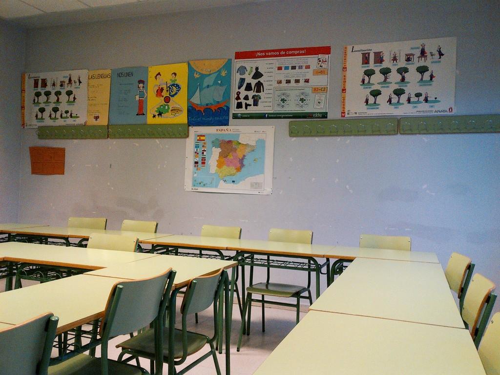 ¿Donde estudiar español?