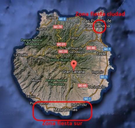 Dónde Salir De Fiesta En Las Palmas De Gran Canaria Experiencia Erasmus Las Palmas De Gran Canaria