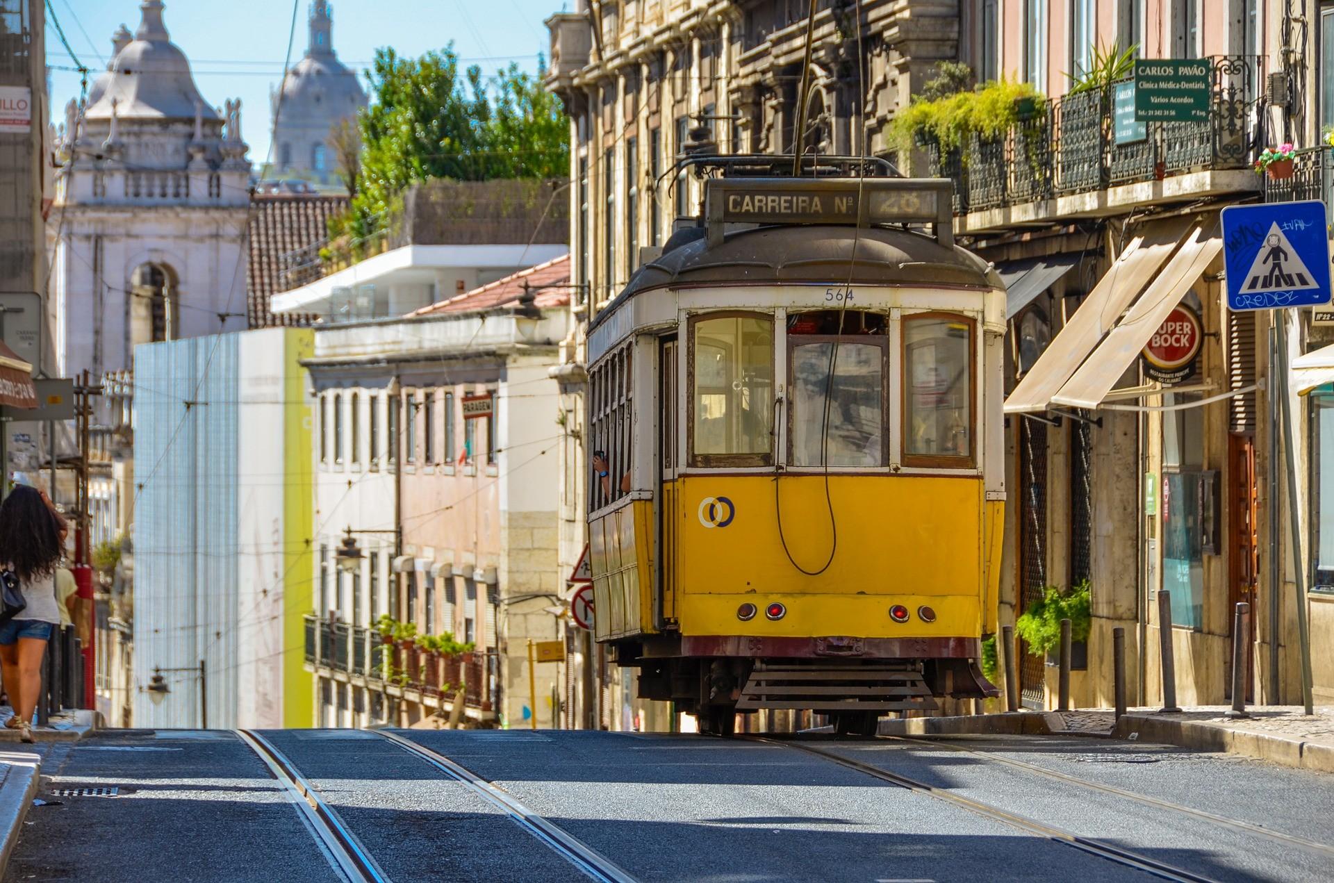 Doświadczenia Elli z Lizbony, Portugalia