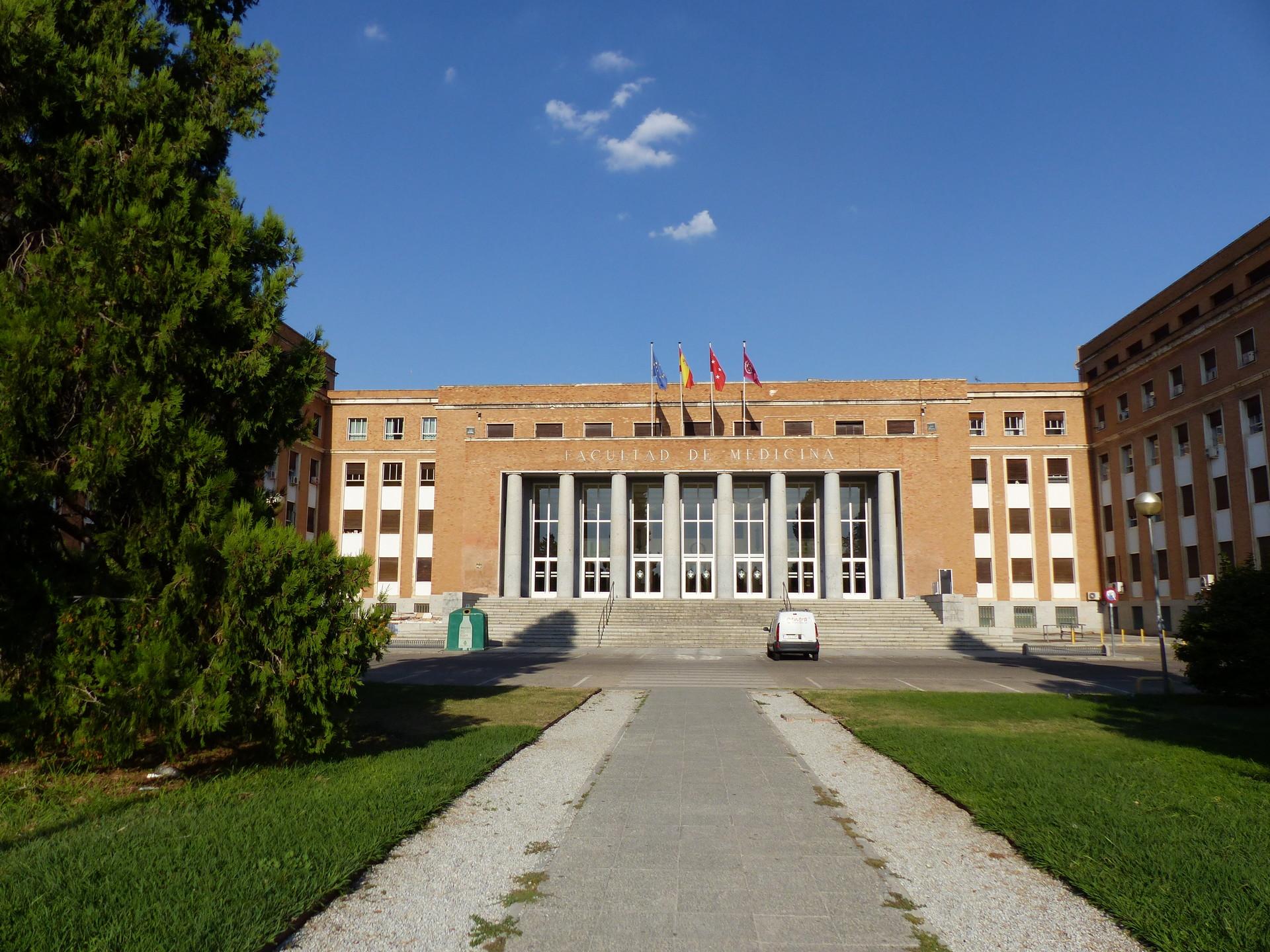 Doświadczenia na uniwersytecie Complutense w Madrycie, Hiszpania według Bo