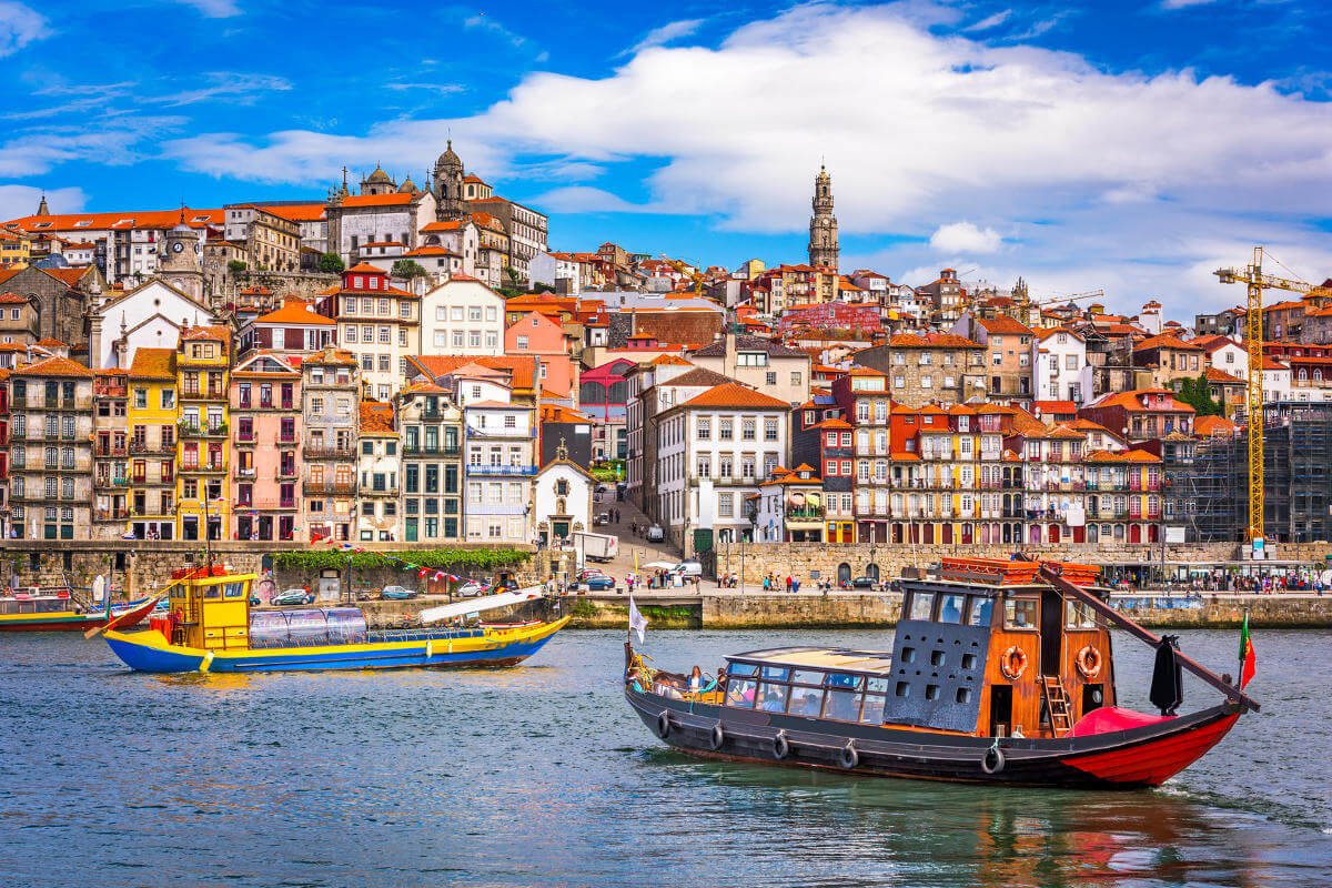 Doświadczenia na uniwersytecie w Porto, Portugalia oczami Rity