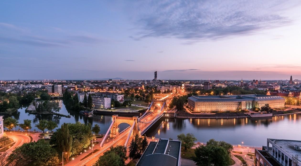 Doświadczenia Rafaela z Erasmusa we Wrocławiu (Polska)