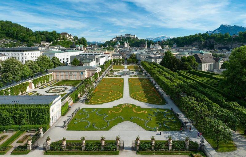 Doświadczenia w Salzburgu, Austria oczami Tea